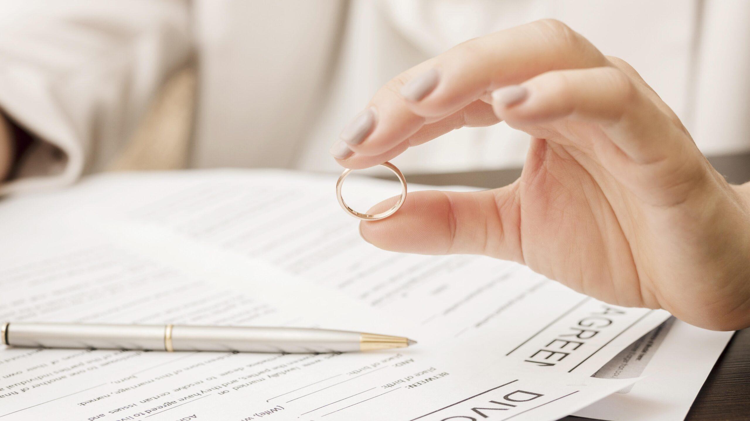 Расторжение брака за один день