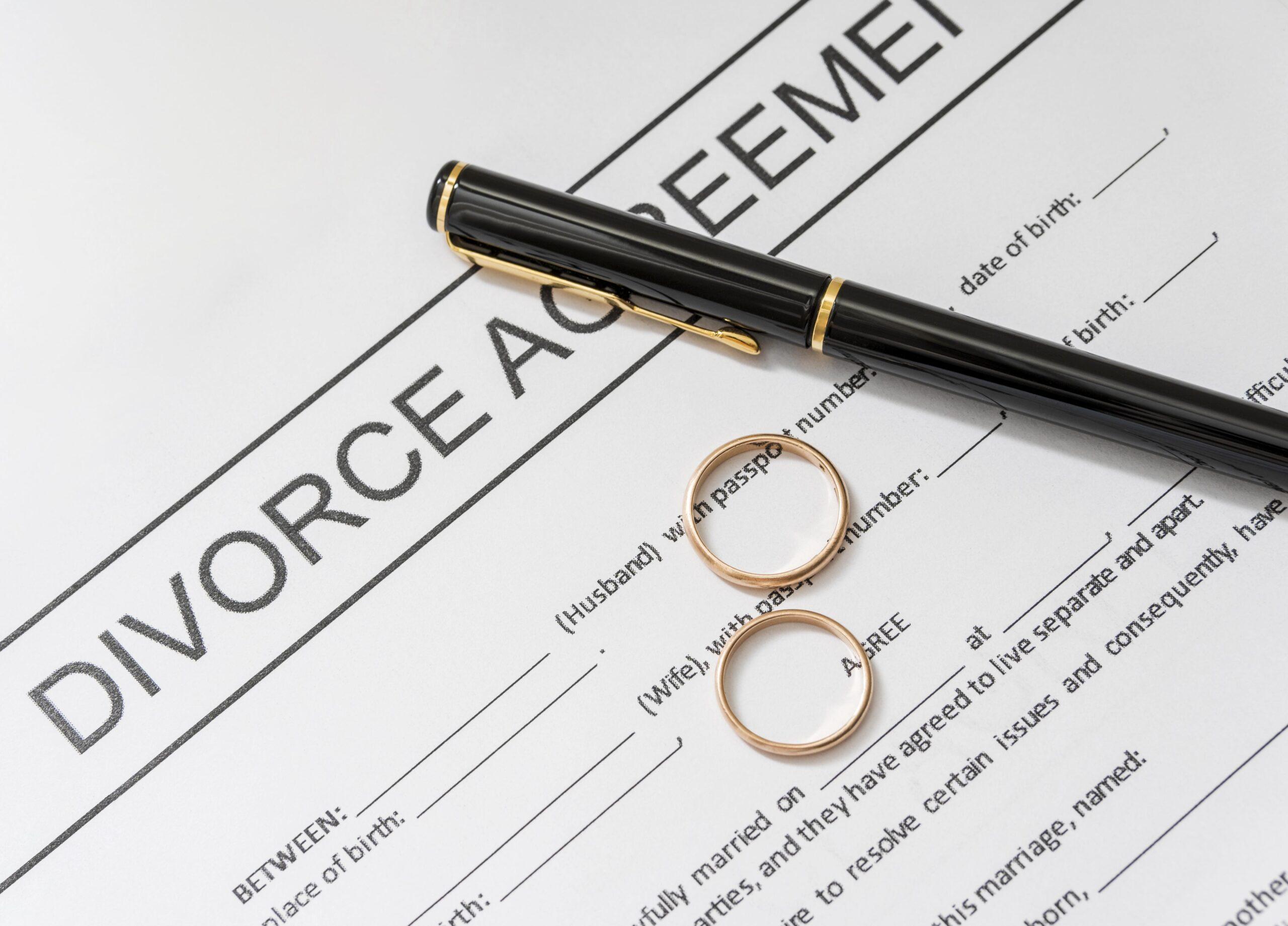 Как подать заявление на развод в одностороннем порядке