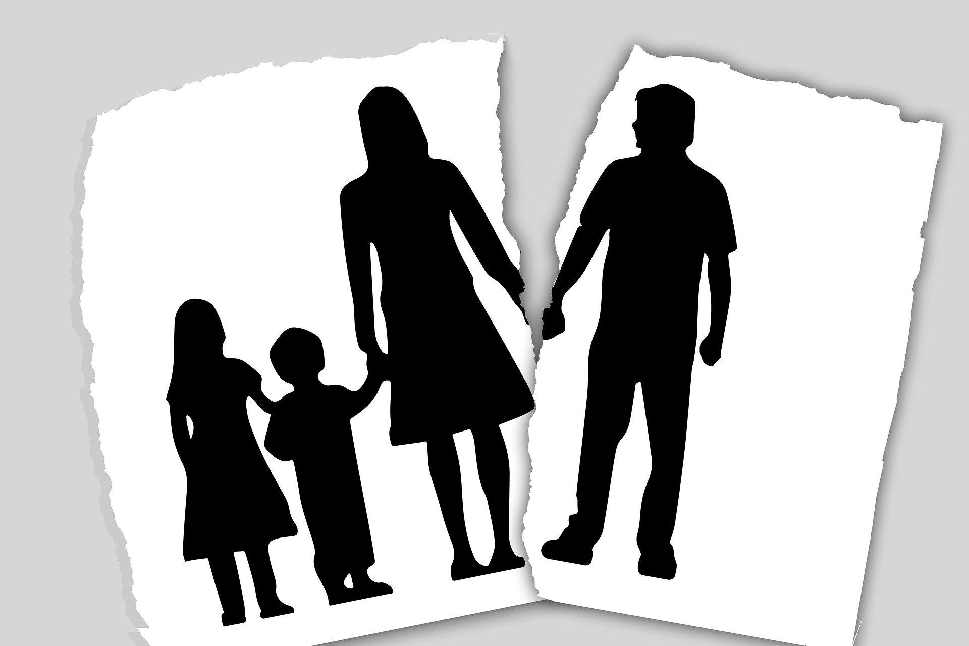 Що буде, якщо розлучитися після вінчання?
