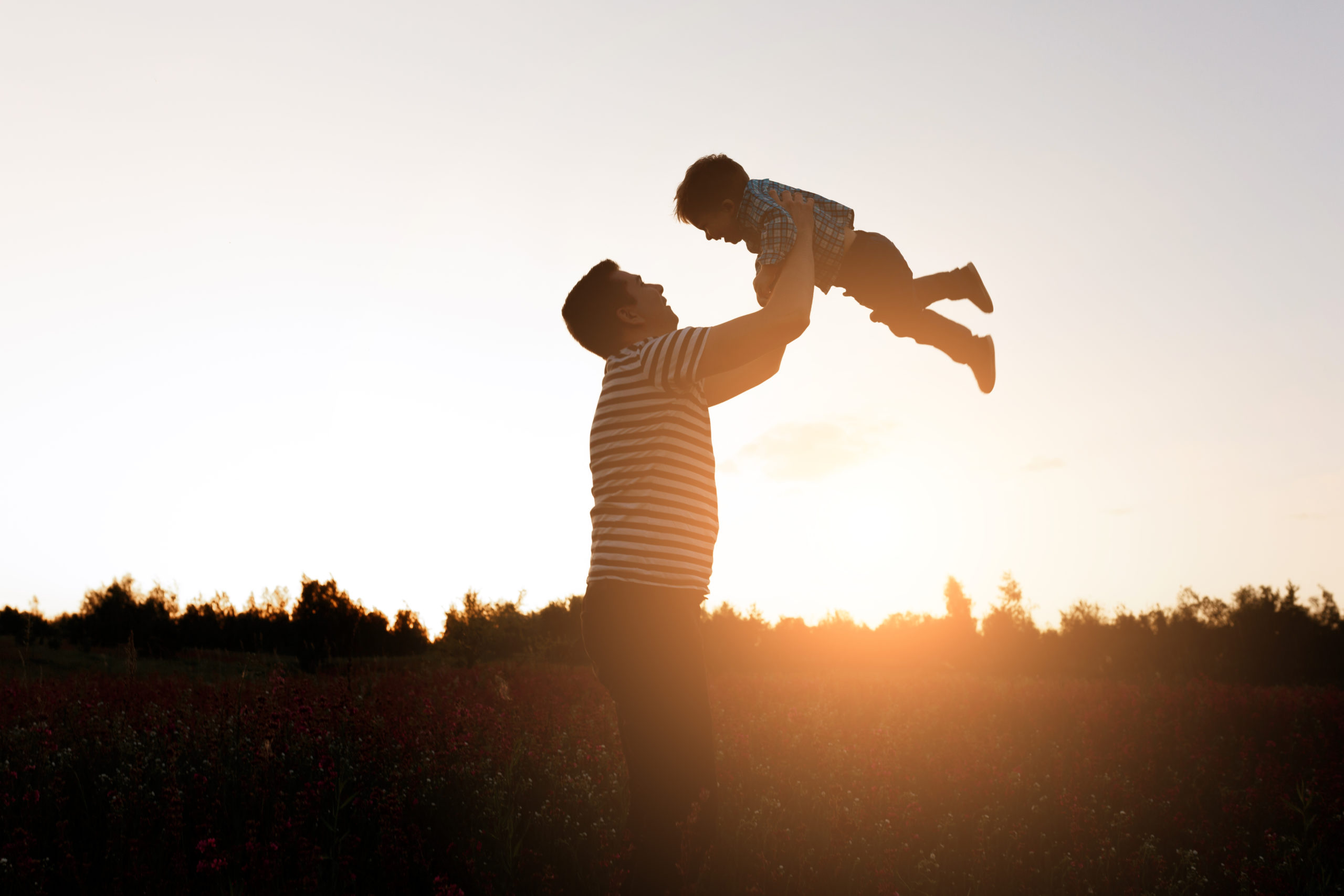Establishing the fact of paternity after the death of the father